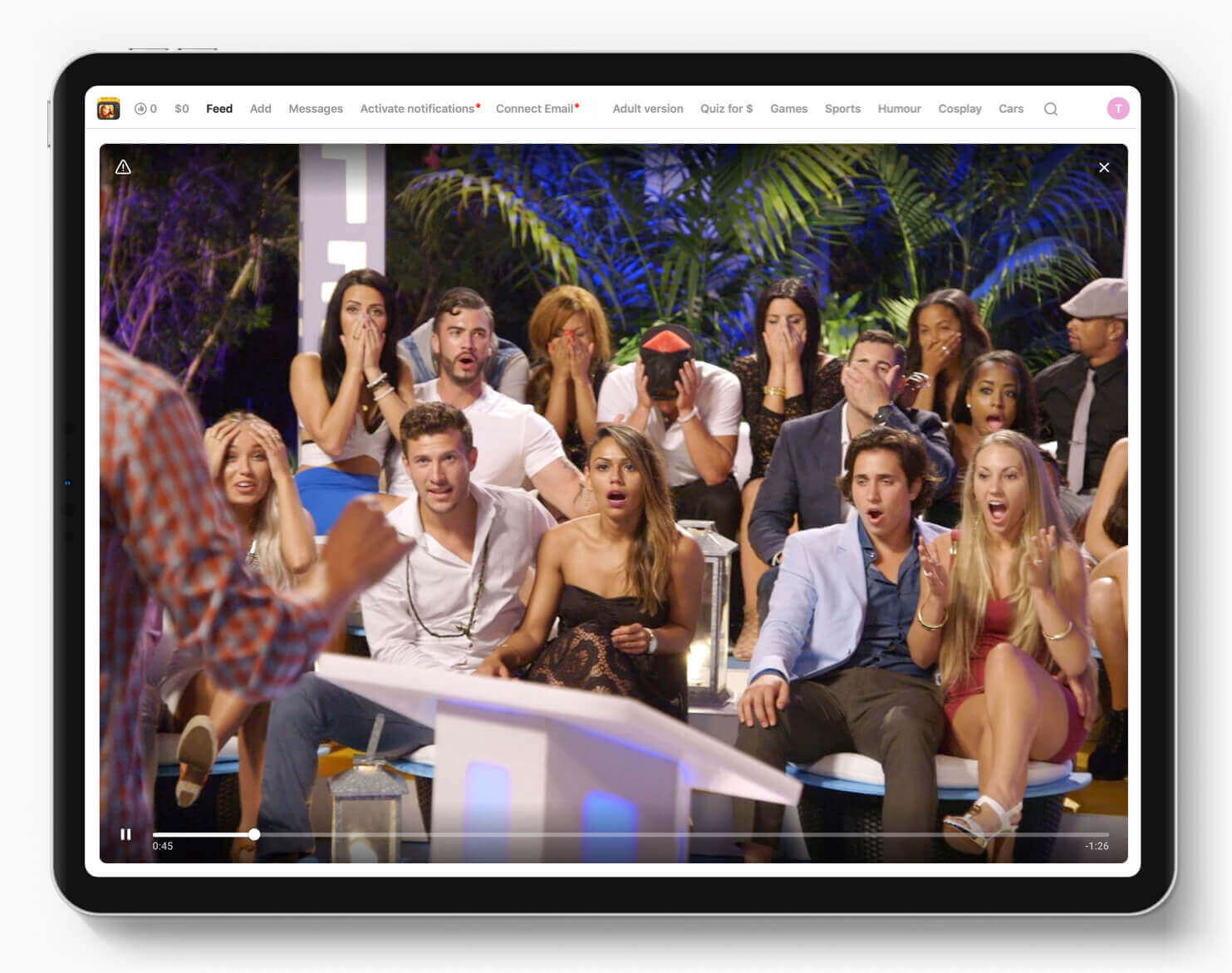 Reality Show Are You The One - Bild 4
